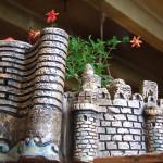горшок - девичья башня