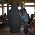 ваза 190 см