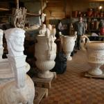 вазы для зимнего сада