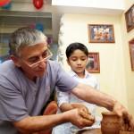 индивидуальные занятия для взрослых и детей за гончарным кругом