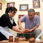 Уроки гончарного мастерства